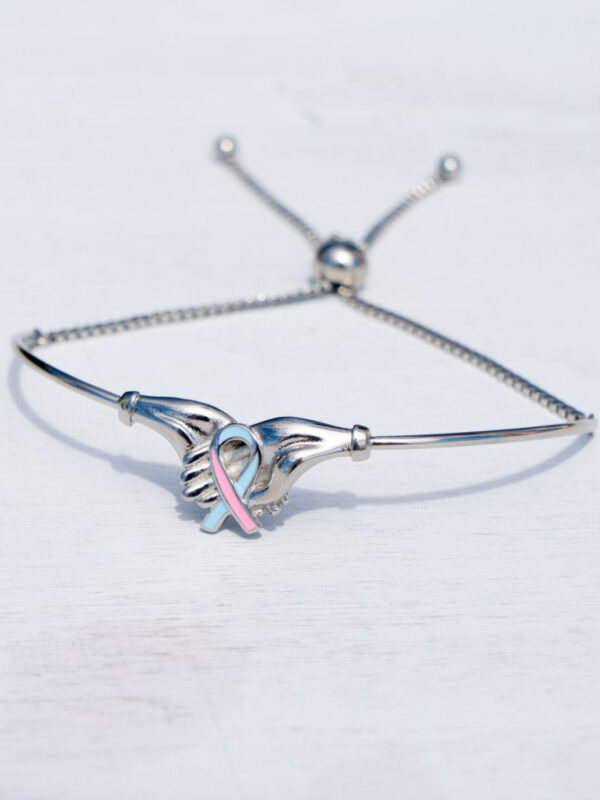 Infant Loss Awareness Bangle